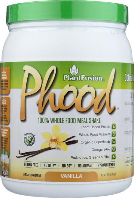 Plantfusion Phood™ - Vanilla