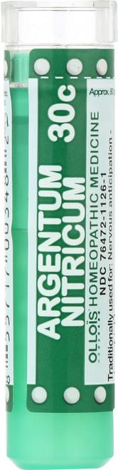 Argentum Nitricum 30C Pellets Argentum Nitricum