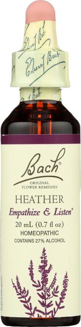 Original Flower Remedy Heather