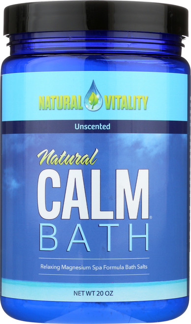 Natural Calm Bath Unscented