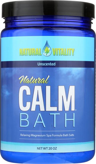 Natural Calm Bath Unscented
