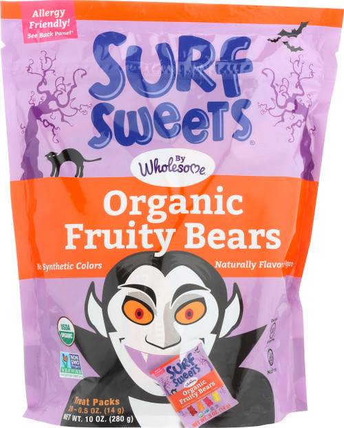 Fruity Bears Halloween Treats