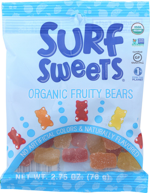 Gummy Bears Fruity