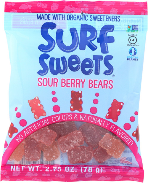 Gummies Sour Berry Bears