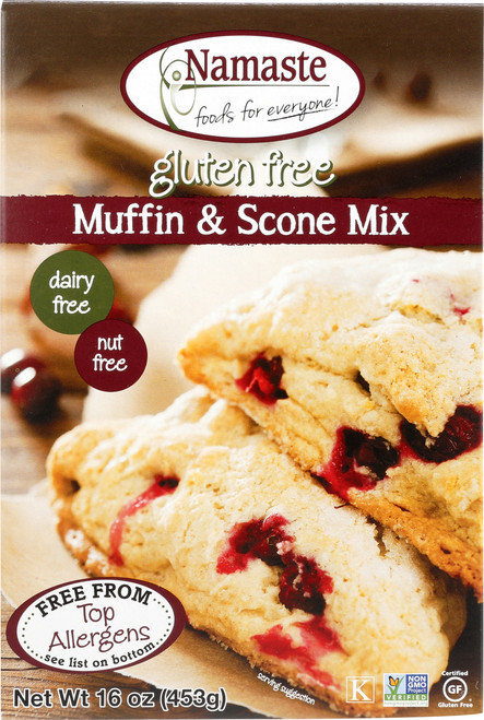 Baking Mix Muffin & Scone Mix