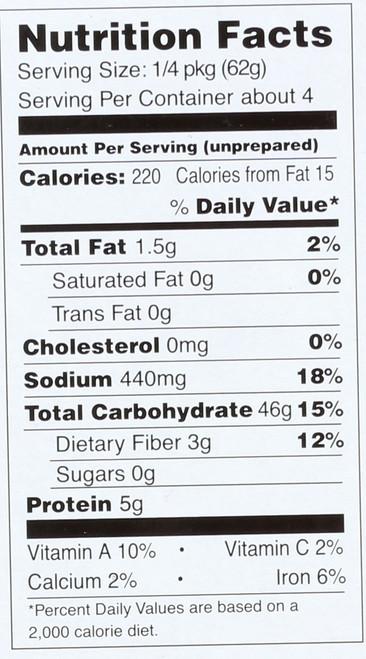 Pasta Meal Taco Pasta Dinner 8.75 Ounce 248 Gram