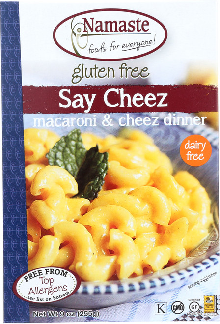 Pasta Meal Say Cheez Macaroni & Cheez Dinner
