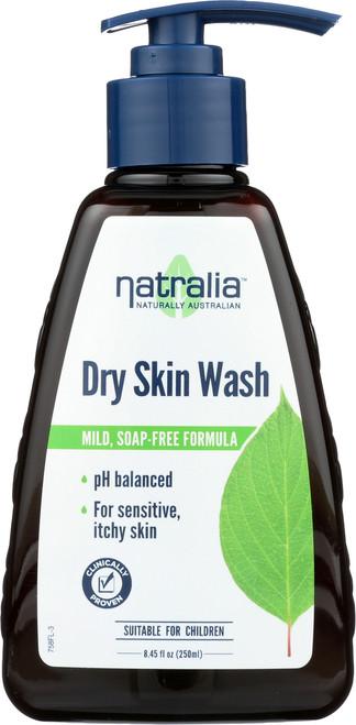Wash Dry Skin