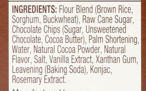 Mini Cookies Double Chocolate Crunchy 6 Packs 6oz