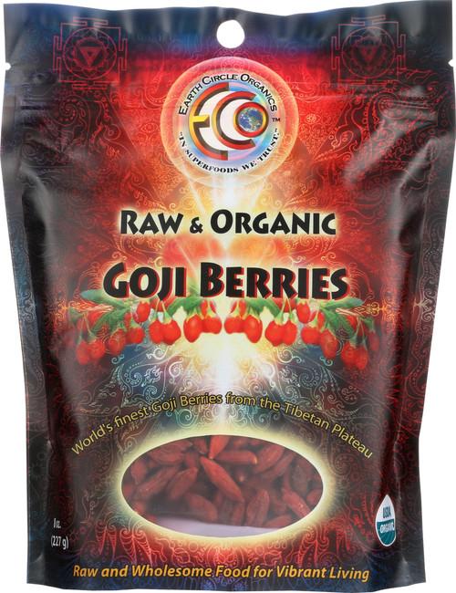 Goji Berries Raw & Organic