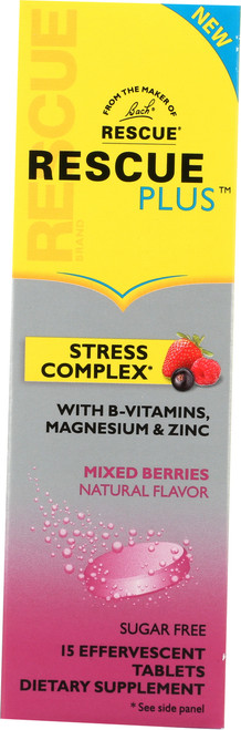 Stress Complex* With B-Vitamins, Magnesium & Zinc