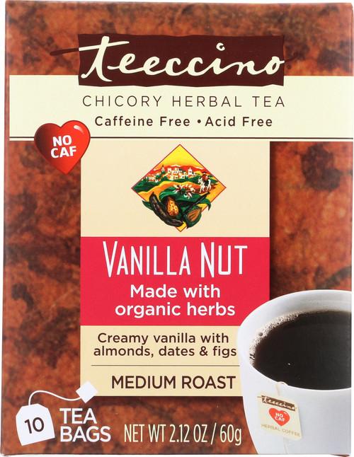 Chicory Herbal Tea Vanilla Nut