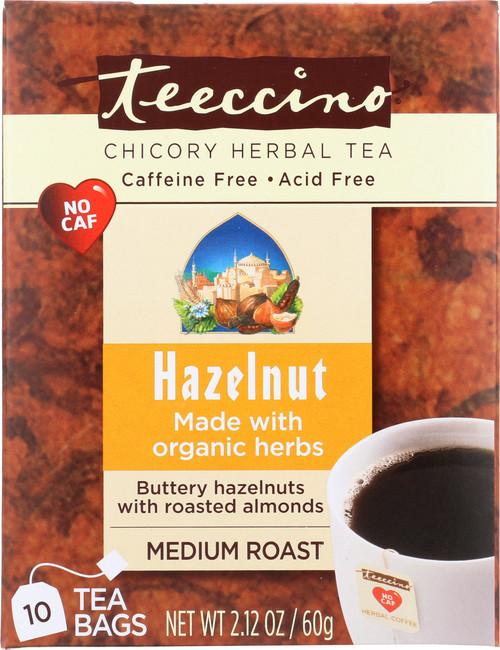Chicory Herbal Tea Hazelnut