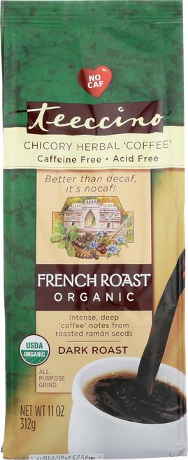 Chicory Herbal Coffee Alternative French Roast Organic
