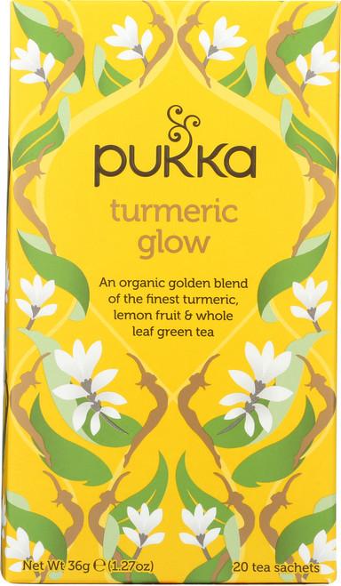 Organic Herbal Tea Tumeric Glow