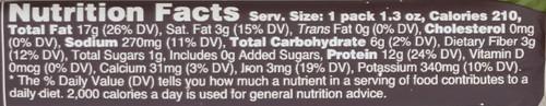 Snack Hillside Pumpkin Seed & Kale 1.3oz 37 G