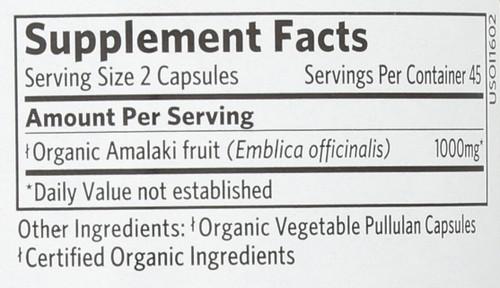 Amalaki  90 Vegetarian Capsules