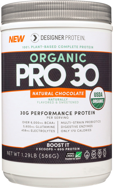 Protein Powder Mix Natural Chocolate