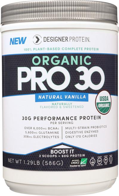 Protein Powder Mix Natural Vanilla