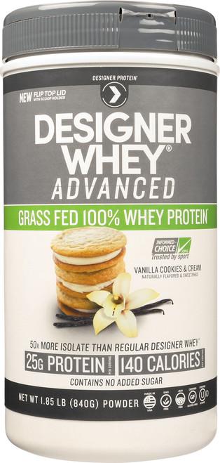 Protein Powder Mix Vanilla Cookies & Cream