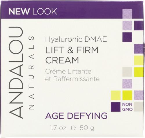 Lift & Firm Cream Hyaluronic Dmae
