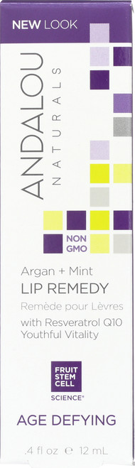 Argan + Mint Lip Remedy