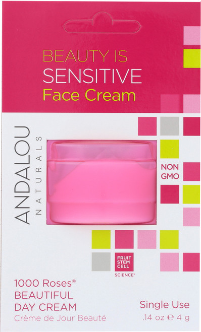 Beauty Is Sensitive Face Cream Pod Beautiful Day Cream