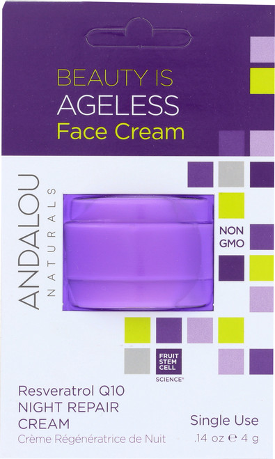 Beauty Is Ageless Face Cream Pod Night Repair Cream