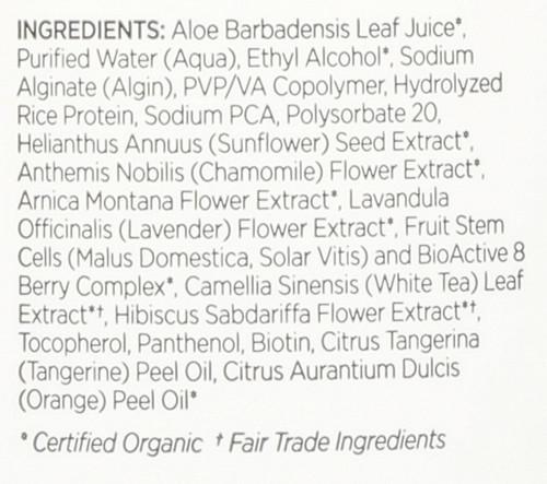 Hair Spray Sunflower & Citrus Brilliant Shine 8.2 Fl oz 242 Ml