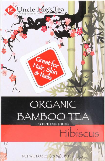 Tea-Bamboo Hibiscus Om   18 Bg