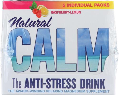 Anti-Stress Drink Raspberry-Lemon