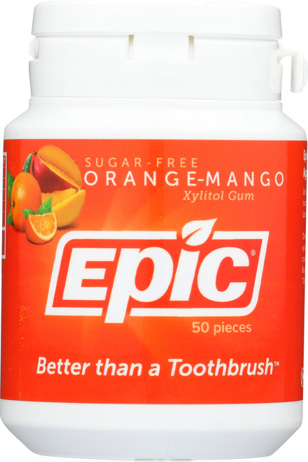 Xylitol Gum Orange-Mango