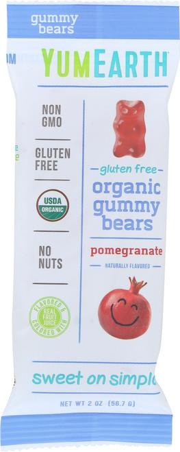Gummy Bears Pomegrante