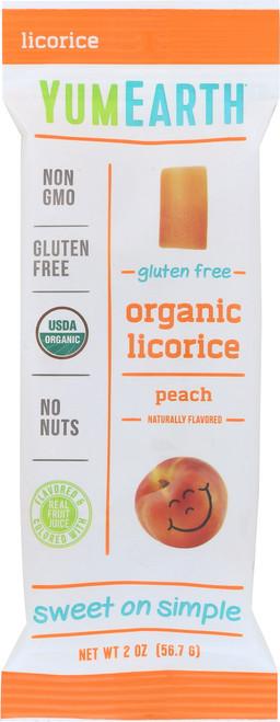 Licorice Peach