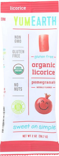 Licorice Pomegranate