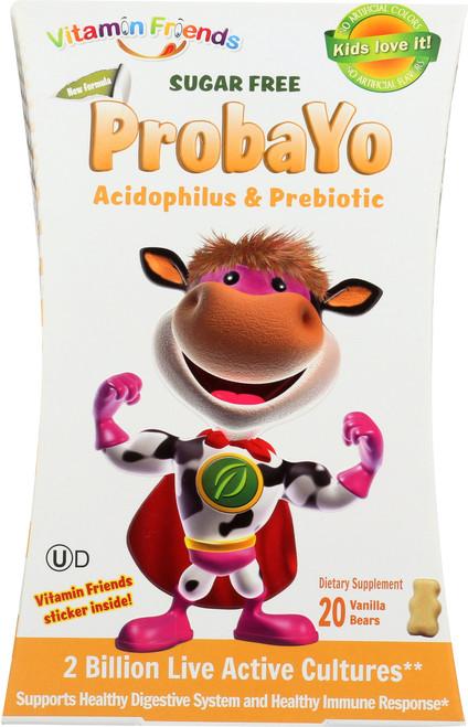 Probayo Vanilla Sgr Free