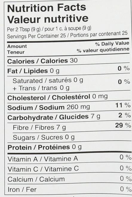 Gf Xanthan Gum Gf Xanthan Gum Baking Ingredient 8oz 227 G