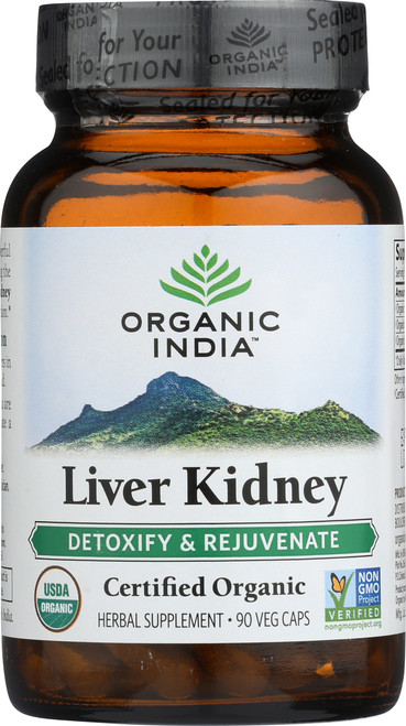 Whole Herb Supplement Liver Kidney
