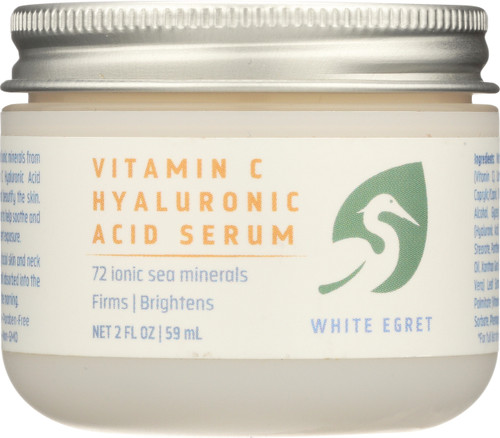 Vitamin C Hyaluronic Acid Serum 72 Ionic Minerals