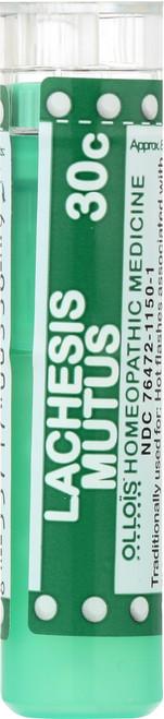 Lachesis Mutus 30C Pellets