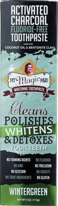 Toothpaste-Wintergreen