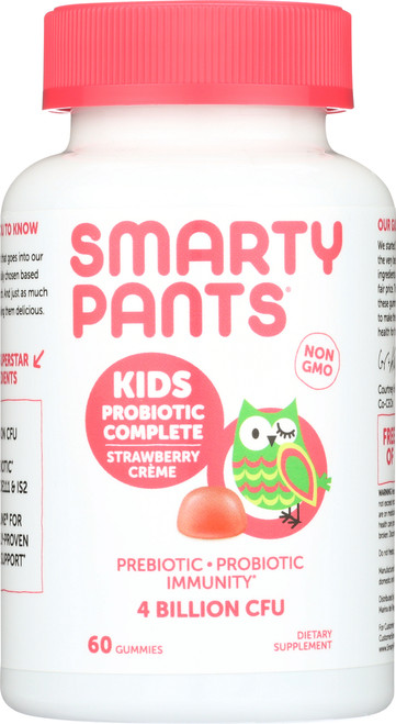 Kids Probiotic Complete Strawberry Crème Strawberry Crème