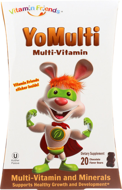 Yomulti Yogurt Bears Chocolate