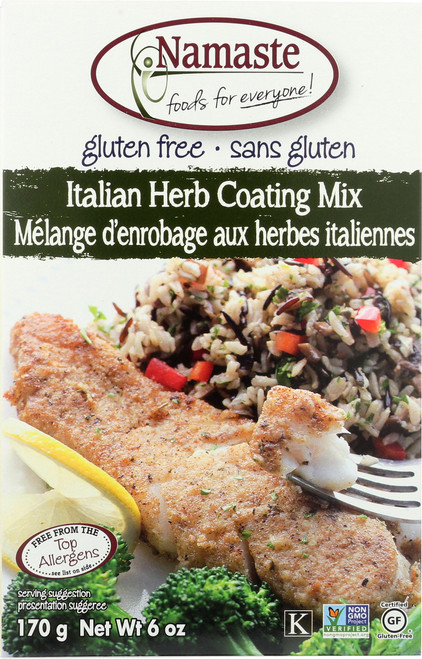 Seasoned Coating Mix Gf Italian Herb Coating Mix