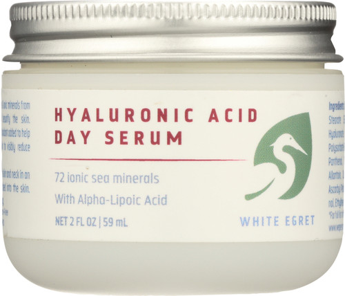 Hyaluronic Acid Day Serum 72 Ionic Sea Minerals With Alpha -Lipoic Acid