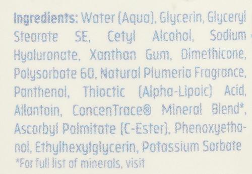 Hyaluronic Acid Day Serum 72 Ionic Sea Minerals With Alpha -Lipoic Acid 2 Fl oz 59 Ml