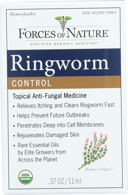 Ringworm Control Homeopathic Natural Treatment