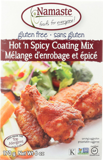 Coating Mix Gluten Free Hot'N Spicy