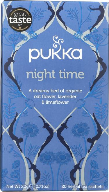 Organic Herbal Tea Night Time