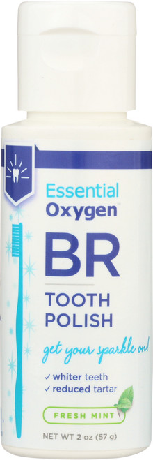 Br Tooth Polish Mint